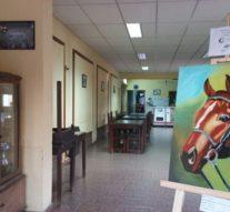"""""""Forma y Color"""" se expone en la comunidad de Aldao"""