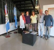 """En la ciudad de Totoras se expone el Premio """"Julio Migno"""""""
