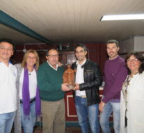 """El Premio """"Julio Migno"""" ya se encuentra en la comunidad de Correa"""