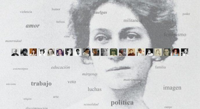 """La muestra """"Mujeres 200 años"""" comienza su gira provincial en la ciudad de Sastre y Ortíz"""
