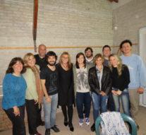 La Usina Cultural I (sur) se reunió en Andino con un balance muy positivo