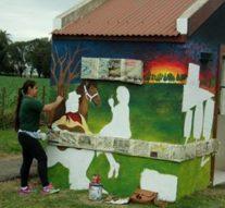 """En la comunidad de Montes de Oca ya brilla un nuevo """"Faro de Campo"""""""