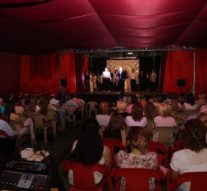 María Susana dio apertura a su primera Sala Cultural