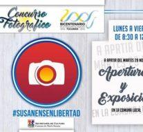 Maria Susana: Se expone la Muestra del Bicentenario #SUSANENSENLIBERTAD