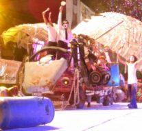 """Los """"Camoleteros"""" vuelven a los carnavales de Sastre"""
