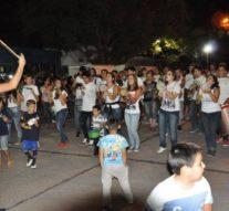 """Penambí Berá recibe el Carnaval con una """"Bajada"""""""