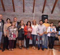 """""""Así nacen las canciones"""" se entregó en Ricardone a las comunidades de la Usina I (sur)"""