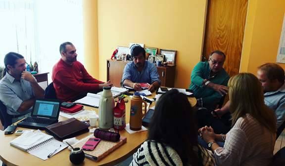 Los Directores de las Usinas Culturales se reunieron en la ciudad de Santa Fe