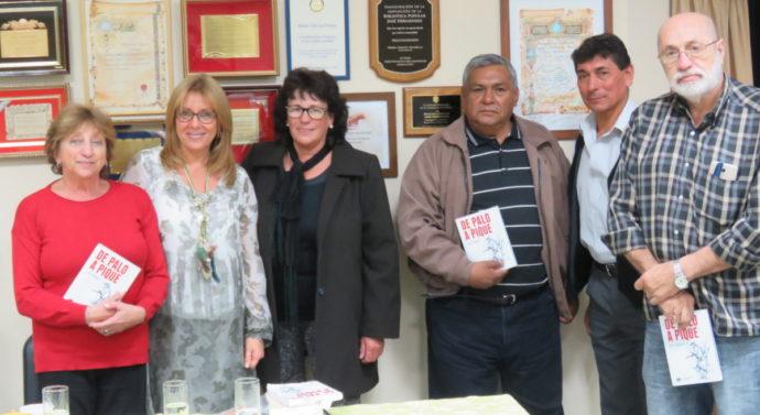 En Las Parejas y Montes de Oca se presentó la obra de Don Julio Migno