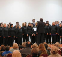 "El Coro Nacional de Ciegos ""Carlos Larrimbe"" inició su gira santafesina en Villa Eloísa"