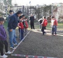 En Bustinza se llevó adelante el «Torneo Provincial de Bolitas»