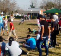 """Carrizales llevó adelante su instancia local del """"Torneo Provincial de Bolitas"""""""