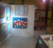 """""""Forma y Color"""" se inauguró en la Biblioteca José Pedroni de Oliveros"""