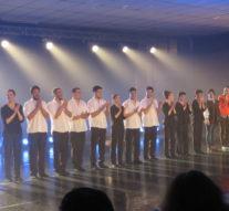 Con total éxito la «Cía Nacional de Danza Contemporánea» cerro su gira santafesina en Ybarlucea