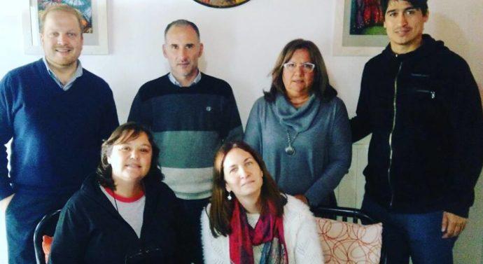 La Usina Cultural I (norte) se reunió en San Martin de las Escobas