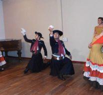 Acto Oficial 9 de Julio en San Jorge