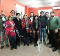 En la comunidad de Bustinza se reunió la Usina Cultural I (sur)