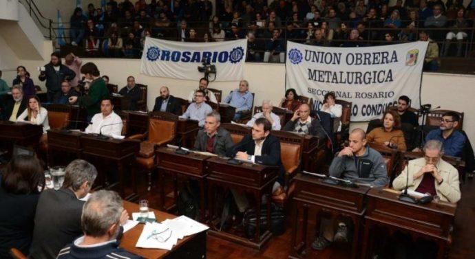 Daniel Perazzo participó d ela Audiencia Pública para la recuperación de Trenes Metropolitanos