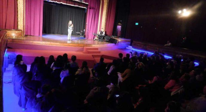 Multitudinarias audiciones de la Escuela de Música de El Trébol