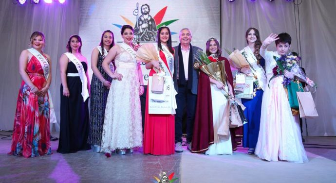 Ayelen Aimar es la nueva Embajadora de las Fiestas Patronales