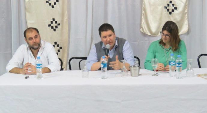"""Puerto Gaboto abrió sus puertas para iniciar el """"Cabildo Cultural Santafesino 2017"""""""