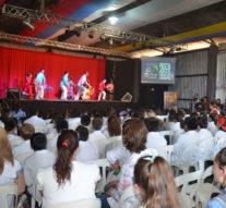 El Trébol: Se presenta Fiesta de Arte en la Ciudad