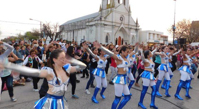 """Más de 6000 personas disfrutaron de """"Mateando Primavera"""" en San Jorge"""