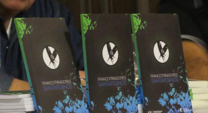 """El libro """"Francotrinadores Santafesinos"""" se presenta en la 10° Feria del Libro de San Lorenzo"""