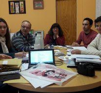 Reunión del Equipo Directivo en la ciudad de Santa Fe