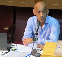 """Sastre: Ricardo Biotti  presentó su libro: """"Caterina & Giuseppe"""""""