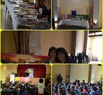 En Ybarlucea se desarrolló la «Feria del Libro 2017»