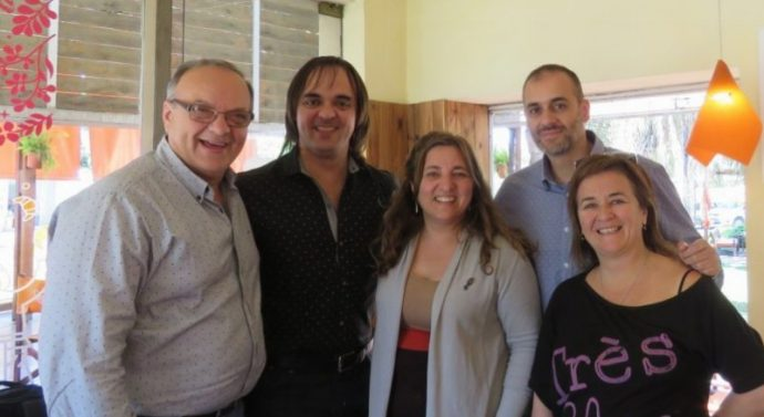 El Ente Cultural Santafesino y el Corredor Cultural de Sierras Chicas se reunieron en Villa Allende