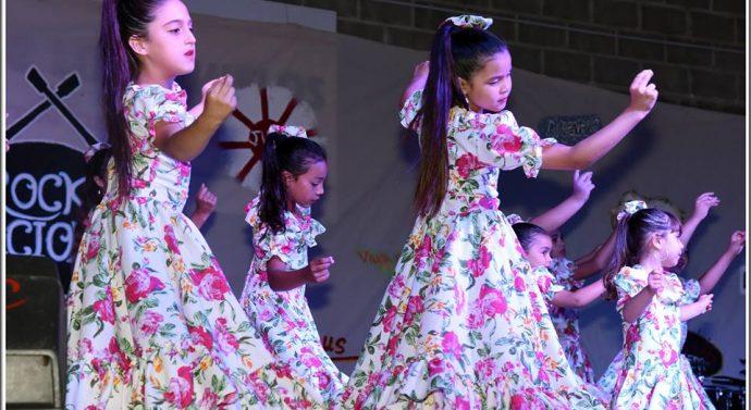 """Se realizó la """"""""Fiesta de la Cultura 2017"""" en San Martín de las Escobas"""