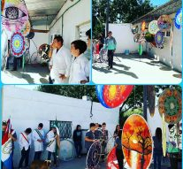 En Pueblo Andino se exponen las «Mandalas Santafesinas»