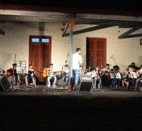 Cierre de Talleres Culturales 2017 y primera Muestra del Taller de Música.