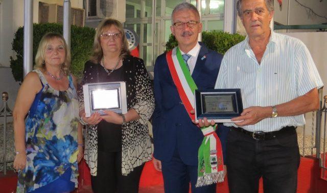 Sastre y Monticello D Alba celebraron 30 años de Hermanamiento