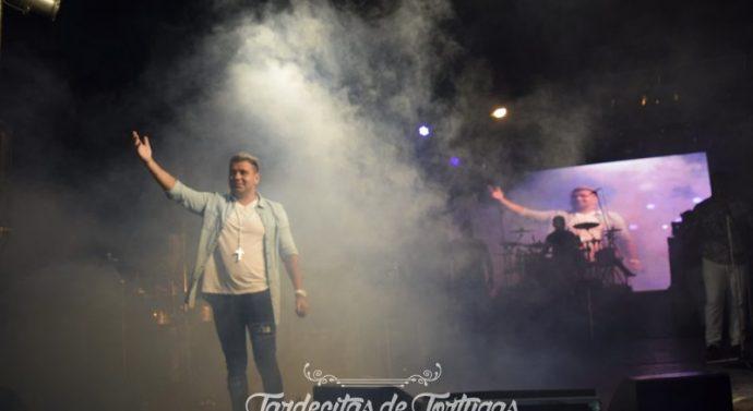 """Imponente cierre de Sabroso en las """"Tardecitas de Tortugas"""""""