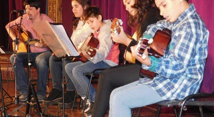 El  Trébol: Propuestas de la Escuela de Música Municipal para el 2018