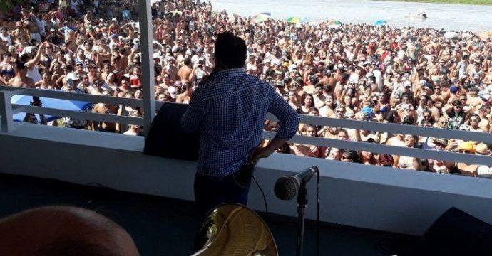 Cuatro shows para vivir La Boca de Monje a plena cumbia
