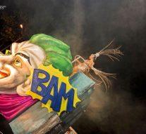 Imponentes Carnavales Catereté de Salto Grande