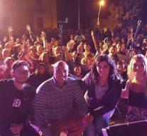 Alrededor de 3500 personas disfrutaron del Carnaval en Andino