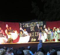 El 3° Encuentro de Danza y Canto «Posta de Totoral» fue todo un éxito