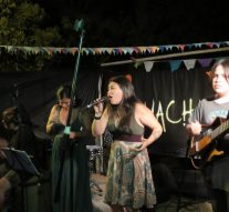 """Lucio V. López disfrutó del Tercer Encuentro Cultural Folklórico """"La Machadera"""""""