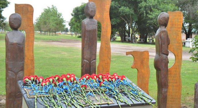 El Trébol: Se realizó el acto por la Memoria, la Verdad y la Justicia