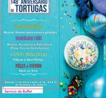 Tortugas celebra sus 148° Aniversario este próximo domingo