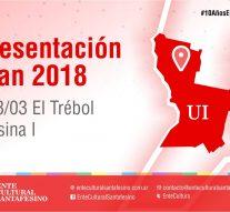 """En la ciudad de El Trébol se presenta el """"Plan 2018"""" del Ente Cultural Santafesino"""