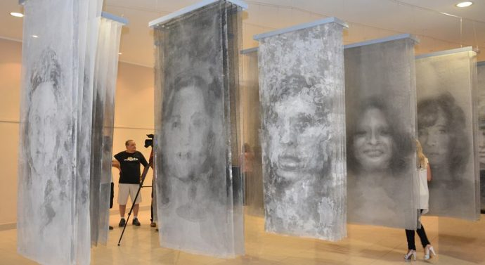 "Totoras: Se inauguró la Muestra ""21-127"""