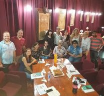 En la ciudad de El Trébol se desarrolló la primera reunión mensual de la Usina I (norte)