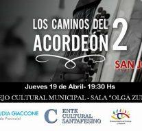 """En la ciudad de San Jorge se proyectará """"Los Caminos del Acordeón 2"""""""