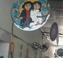 Las «Mandalas Santafesinas» llegaron a la comunidad de Maciel